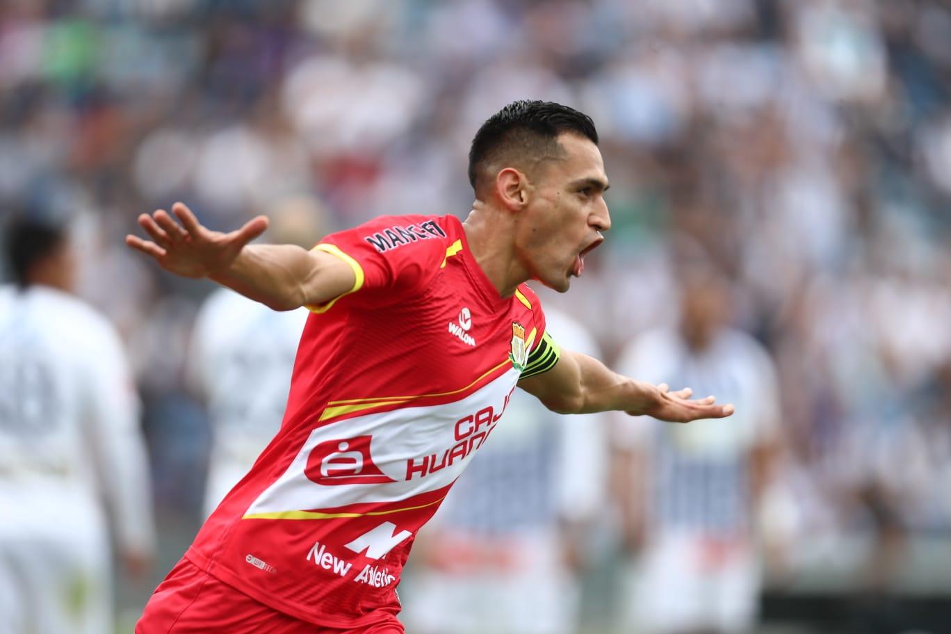 Alianza Lima vs. Sport Huancayo: mira el gol de Corrales que dejó en silencio el estadio de Matute [VIDEO] - El Comercio - Perú