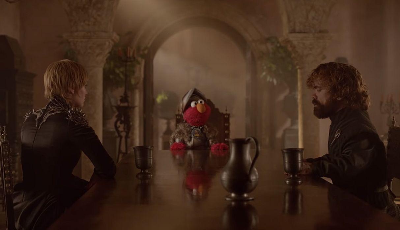 Game of Thrones: 'Elmo' se suma a la fiebre de la serie y logra que Cersei y Tyrion Lannister se amisten