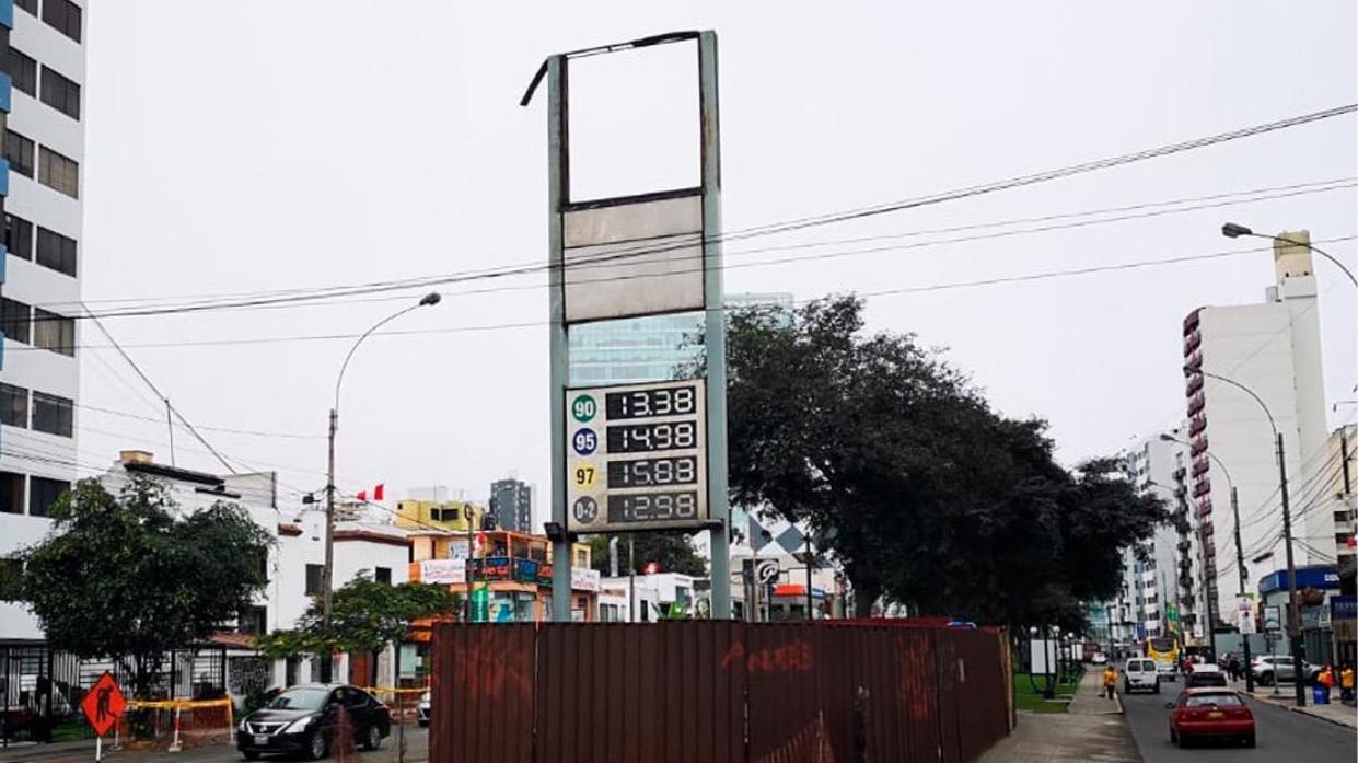 Magdalena: grifo abandonado en Av. Javier Prado será convertido en espacio público - Diario Perú21
