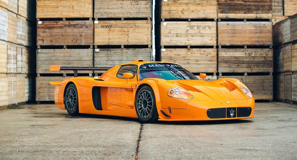 Maserati MC12 Versione Corse: solo se fabricaron 12 unidades y una de ellas sale a subasta | FOTOS