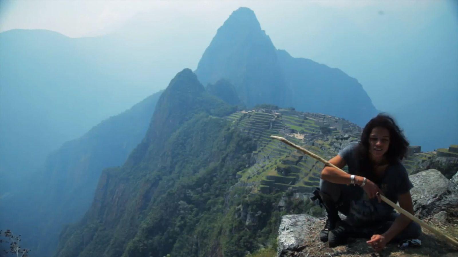 Michelle Rodriguez cumple 41 años y aquí recordamos las visitas que realizó al Perú