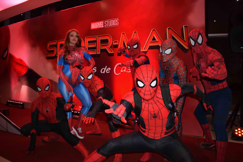 """""""Spider-Man: Lejos de casa"""": así se vivió la premiere en Perú   FOTOS"""