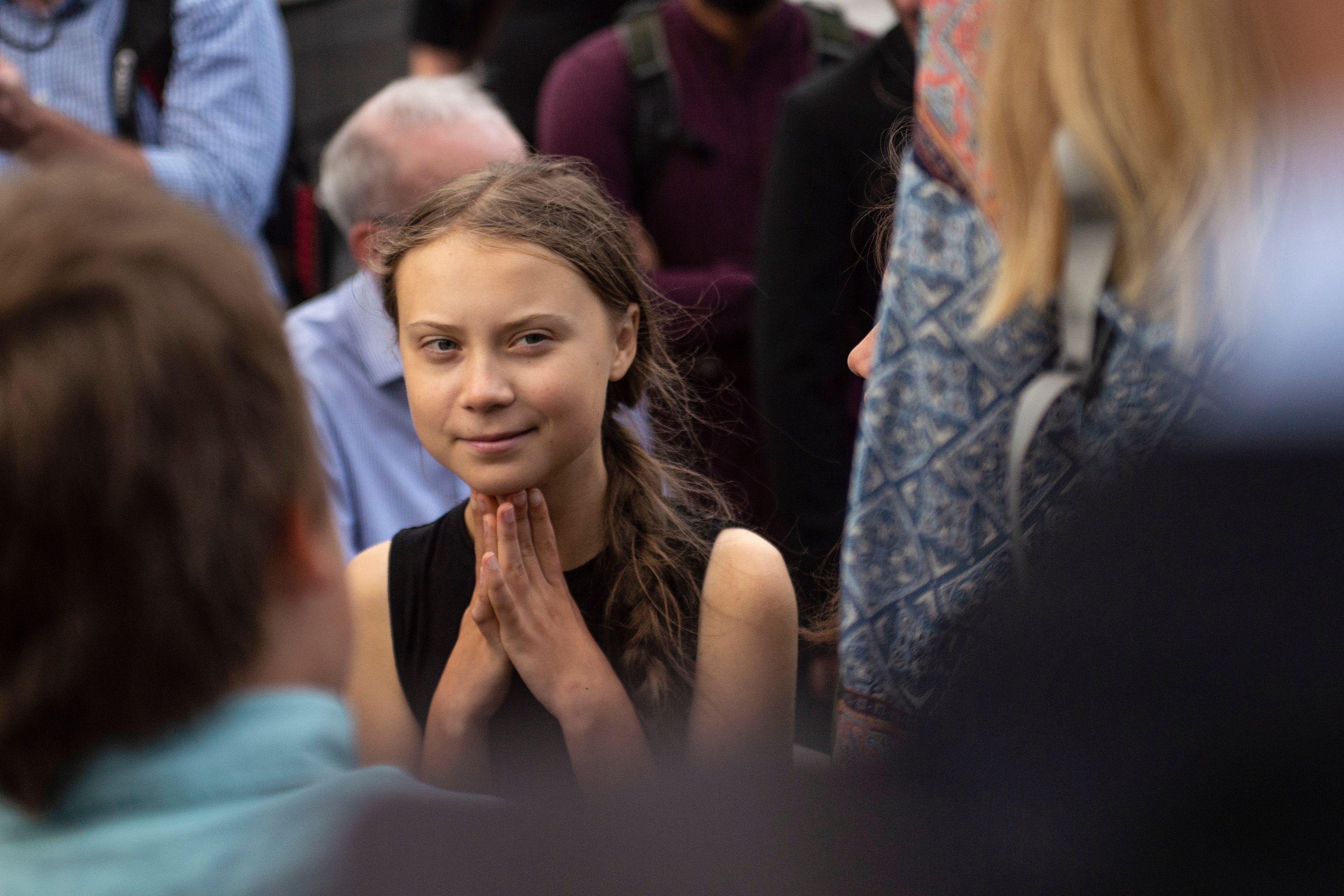 Greta Thunberg y su impacto en la moda mundial