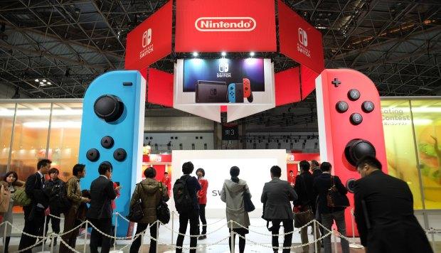 Nintendo dice que trabaja con Tencent para lanzar la consola Switch en China