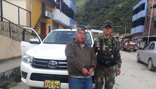 Ayacucho: liberan al presunto narcotraficante Víctor Rivera 'Jarachupa' | VIDEO