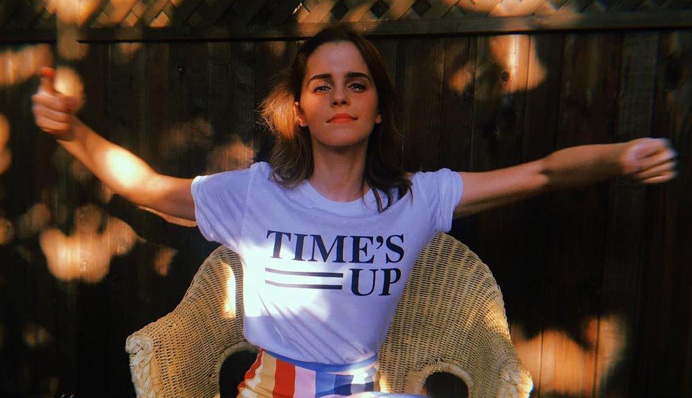 Instagram: Emma Watson recibió un regalo muy especial por su cumpleaños número 29 | FOTOS
