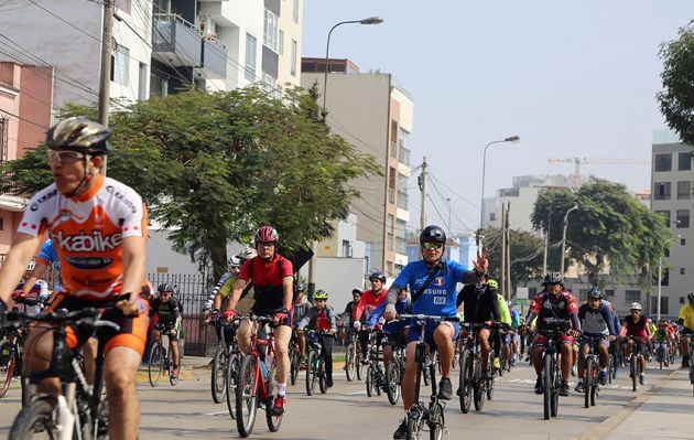 Lima 2019: Miraflores será escenario de maratón, marcha y ciclismo
