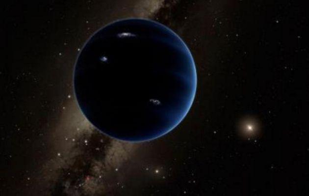 Hallan posible noveno planeta del Sistema Solar