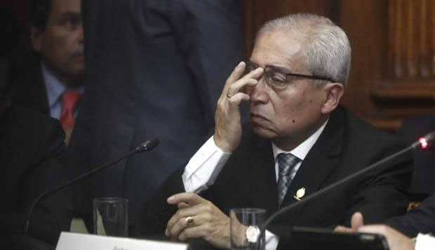 Frente Amplio presentará cuestión previa para ampliar denuncia contra Chávarry