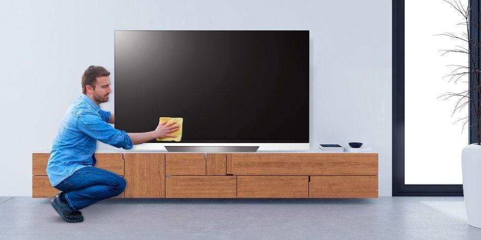 ¿Cuáles son los cuidados que debemos tener con nuestros televisores?