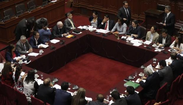 Comisión Permanente evaluará denuncia constitucional contra Pedro Chávarry