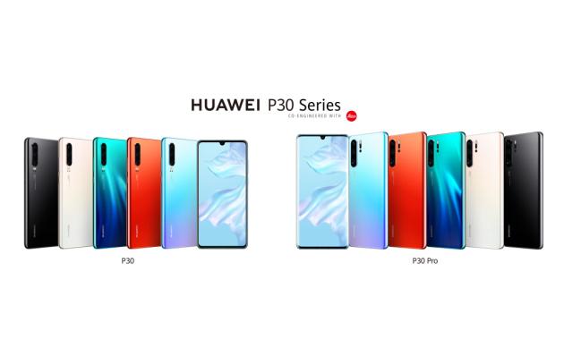 Huawei P30 y P30 Pro: todo sobre los nuevos equipos presentados en París