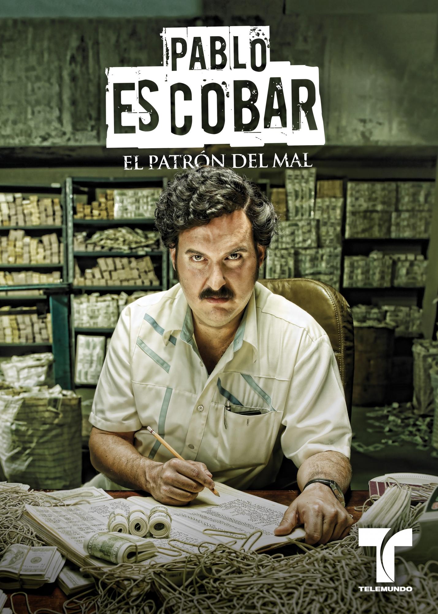 """""""Escobar, El Patrón del Mal"""", famosa serie sobre narcotraficantes. (Foto: Difusión)"""