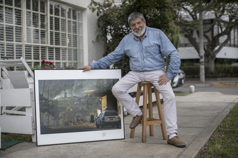 Andrés Longhi (Foto: Renzo Salazar).