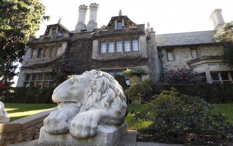 Hugh Hefner disfrutó los mejores años de su vida en esta mítica mansión
