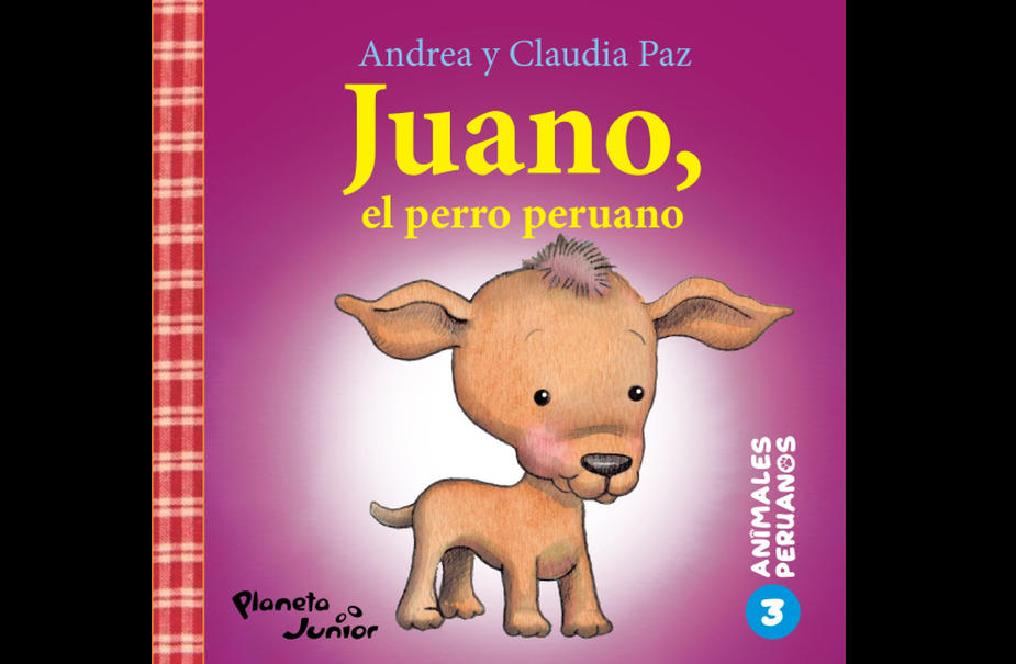 Conoce los personajes de la colección Animales Peruanos de las Hermanas Paz