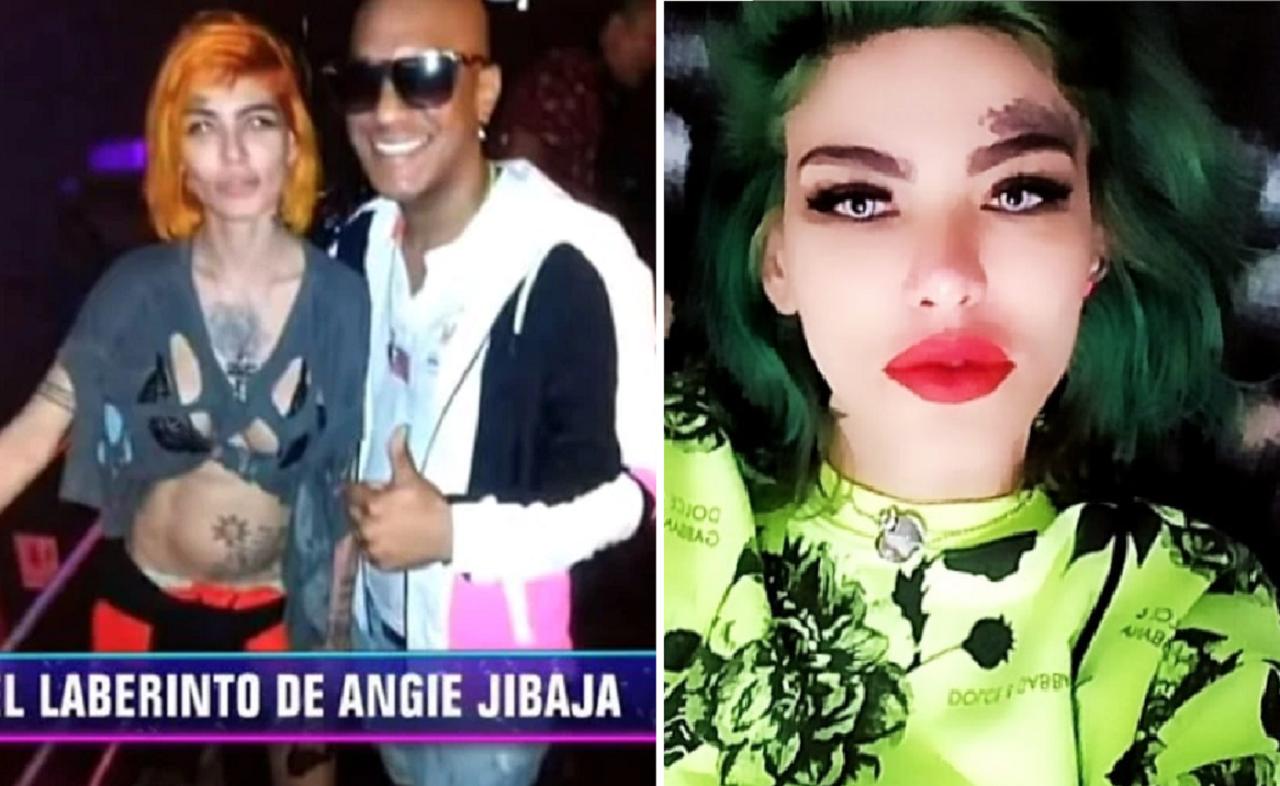 """Angie Jibaja angie jibaja: """"las drogas pueden ser peor que un cáncer"""" web"""