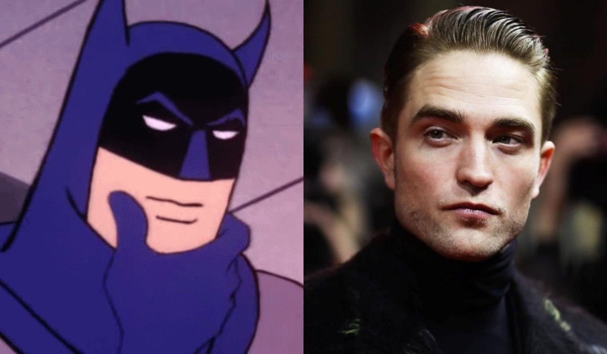 El actor Robert Pattinson se encontraría en negociaciones para interpretar a 'Batman'. (Composición)