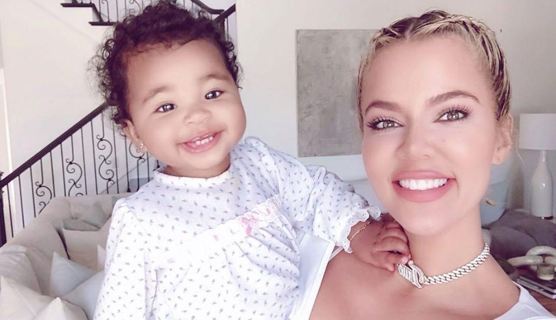 Khloé Kardashian reveló el motivo del nombre de  su bebé con Tristan Thompson | FOTOS