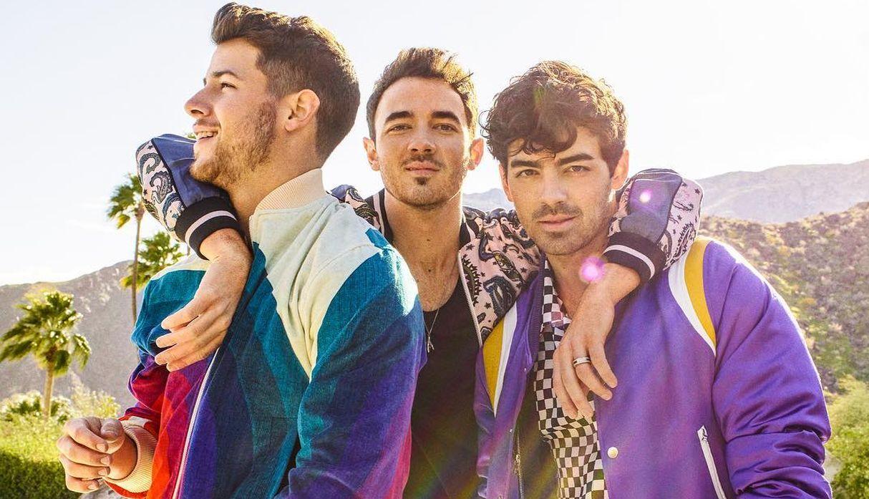 Los Jonas Brothers relevan fecha de estreno de su documental en Amazon Prime Video