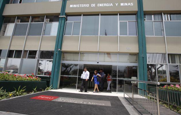 Ministerio de Energía y Minas modifica sus siglas de 'MEM' a 'Minem'