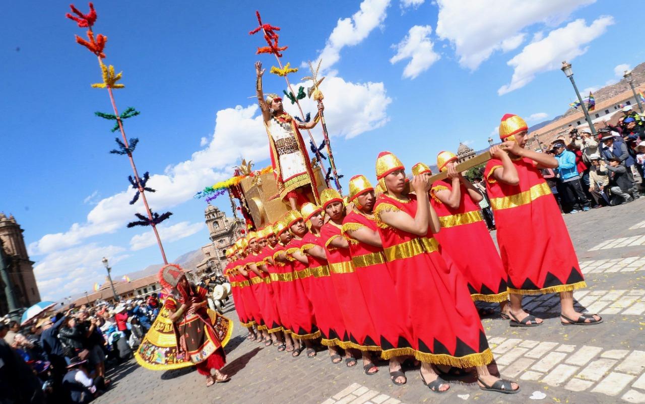 Noticias sobre Inti Raymi | EL COMERCIO PERÚ