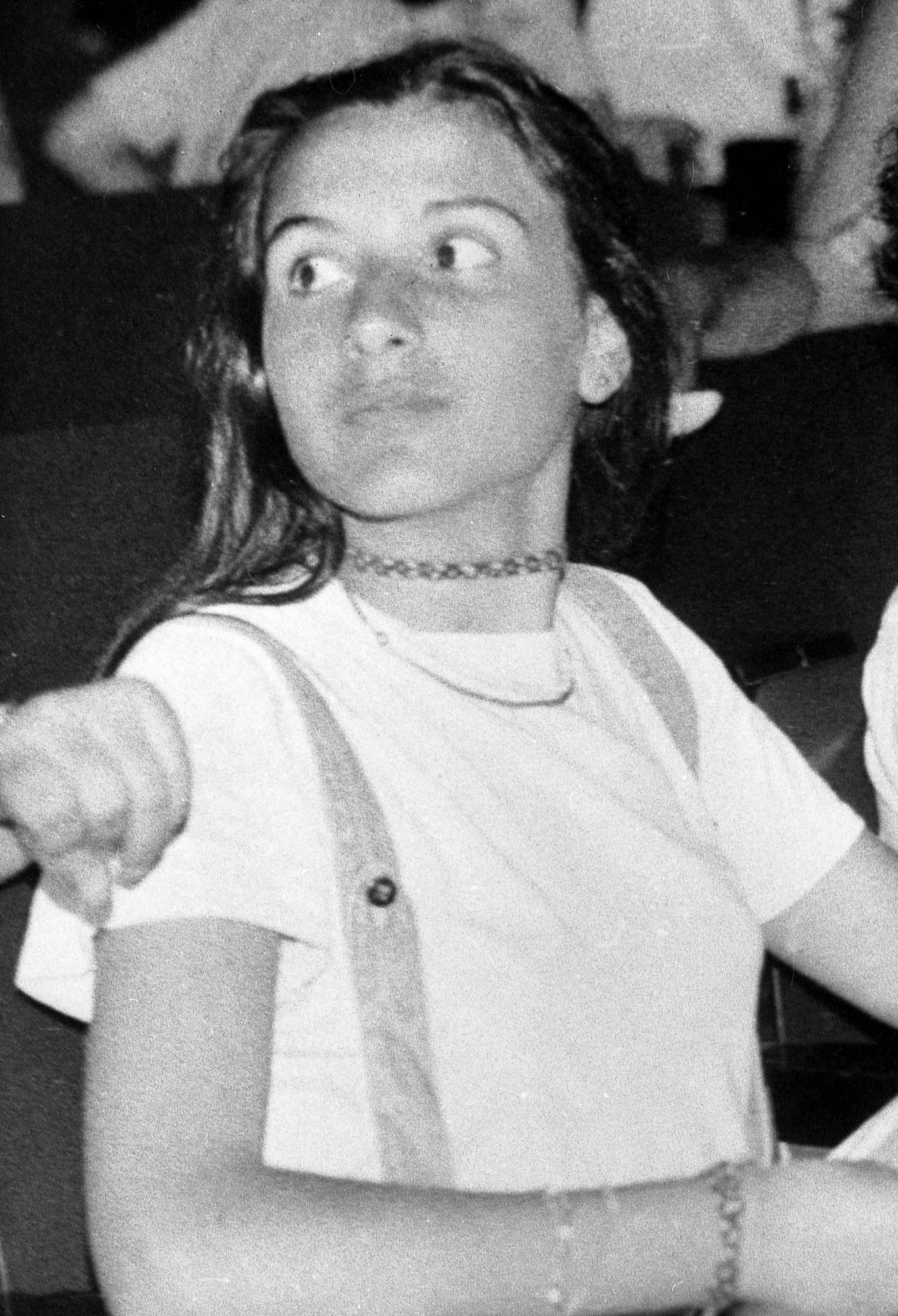 Una foto de archivo sin fecha que muestra a la adolescente italiana Emanuela Orlandi. (Foto: AP)