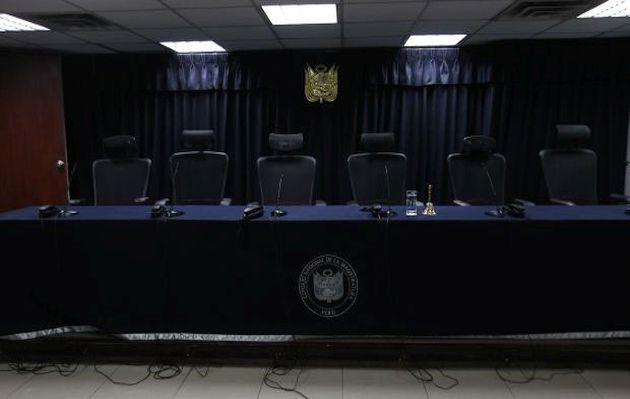 120 abogados se inscribieron como postulantes para ser miembros de la Junta Nacional de Justicia