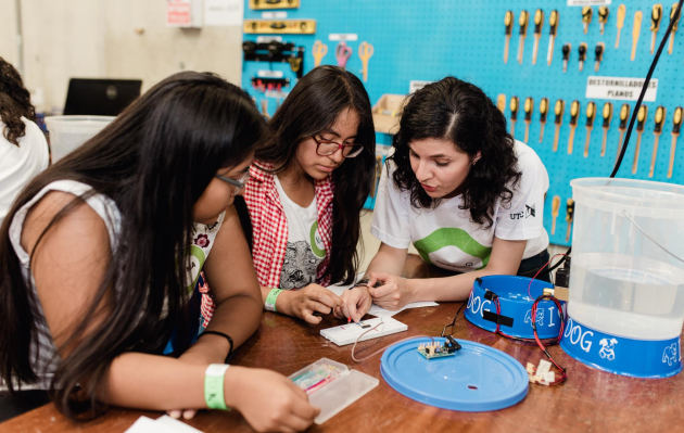 UTEC brindará talleres gratuitos de ciencia, tecnología e innovación