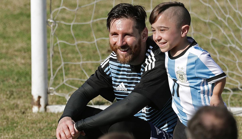 César Luis Menotti y la defensa a Lionel Messi, uno de los cinco mejores de la historia | VIDEO