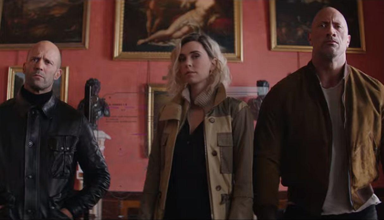'Hobbs and Shaw', spin off de Rápidos y Furiosos, estrenó tráiler final | FOTOS Y VIDEO