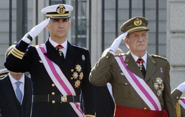 Felipe VI, futuro rey de una España en crisis