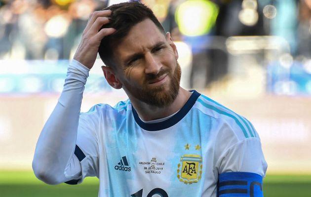 UEFA niega invitación a selección argentina para jugar Nations League