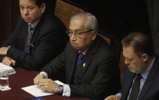 Chávarry ante Comisión Permanente: 'Vizcarra se molestó cuando reabrí el caso Chinchero'