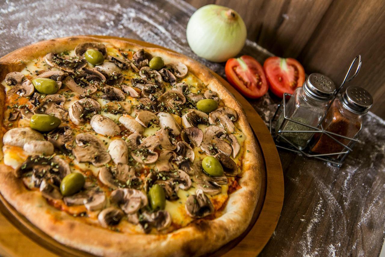 Una de las variedades de Pizzarte. (Pizzarte)