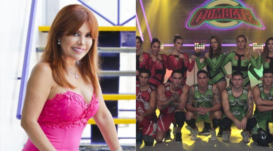 ¿Magaly Medina ocupará el horario que deja 'Combate' en ATV en el 2019?   VIDEO y FOTOS