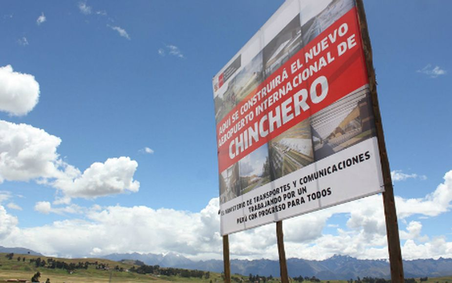 Vizcarra afirma que aeropuerto de Chinchero se hará realidad a partir de este año