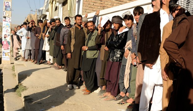 Afganistán: Cerca de una decena de muertos y más de un centenar de heridos dejan ataques durante elecciones