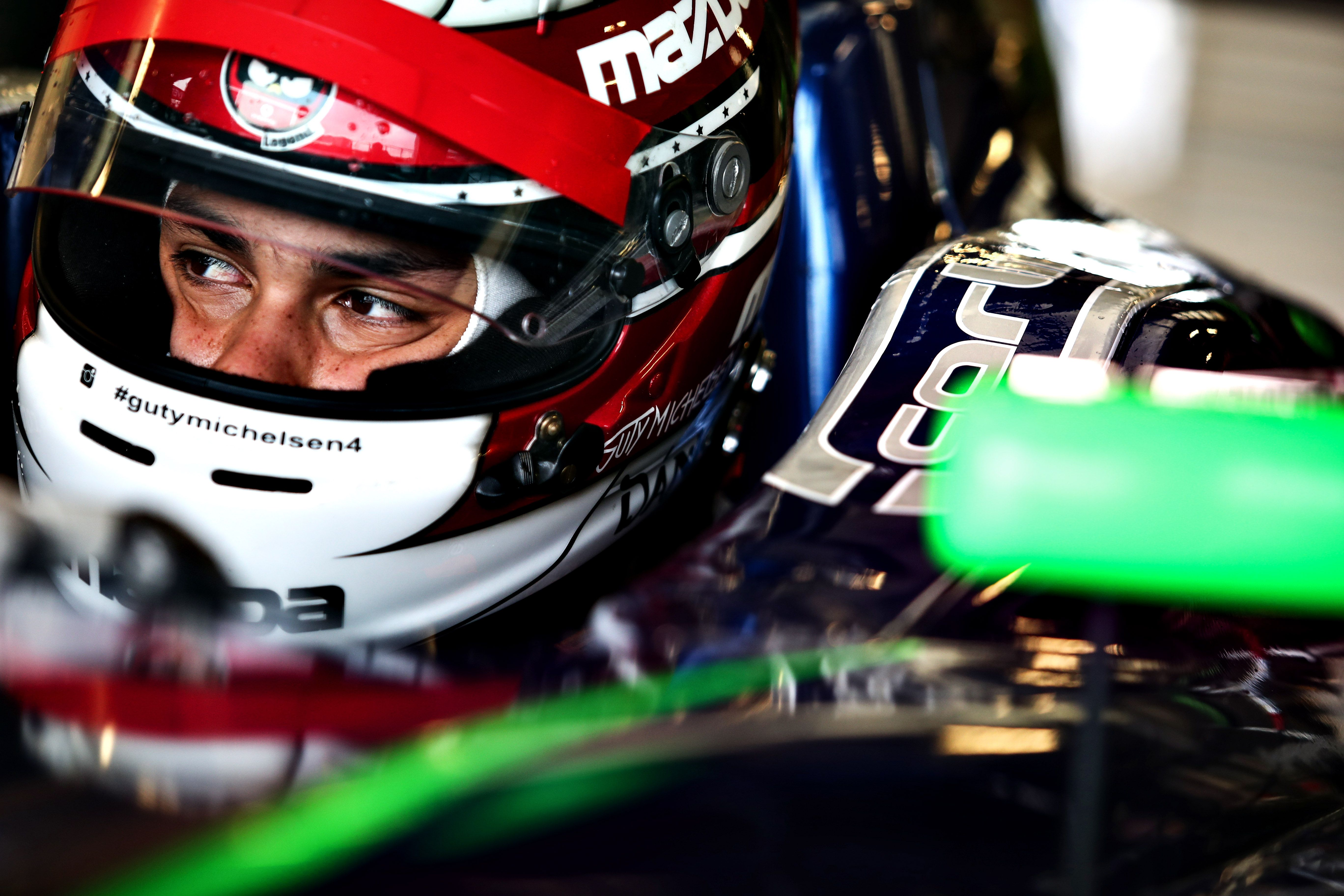 Piloto peruano Matías Zagazeta da el salto del karting a la Fórmula 4