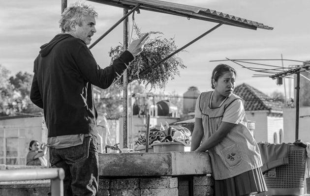Globos de Oro: Alfonso Cuarón se lleva el premio a Mejor director por 'Roma'