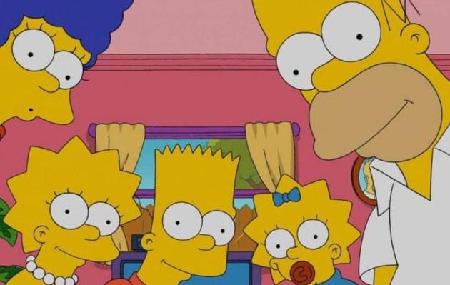 Los Simpson: fanáticos descubren llamativa película secreta en la serie