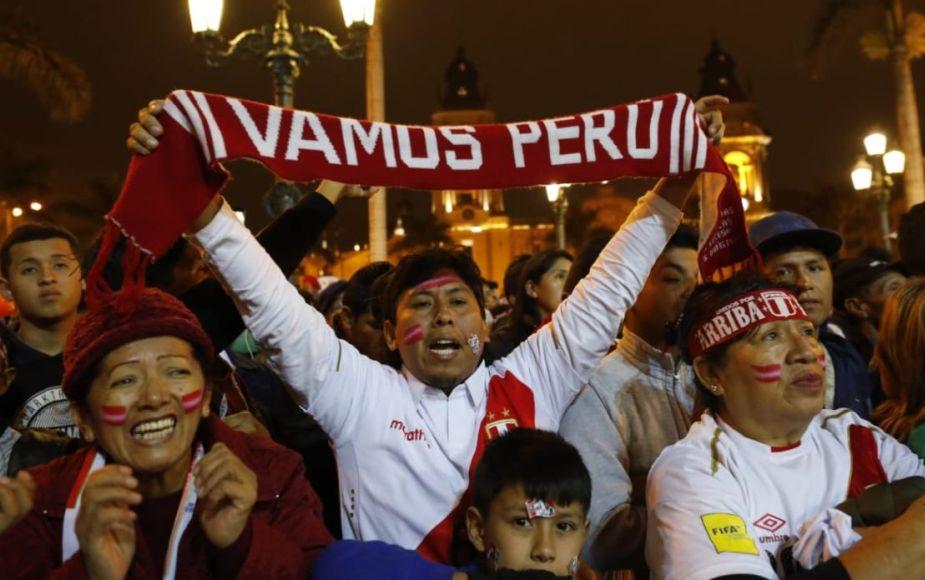 Perú vs. Brasil: estos son los lugares públicos donde podrás ver el partido en pantalla gigante | FOTOS