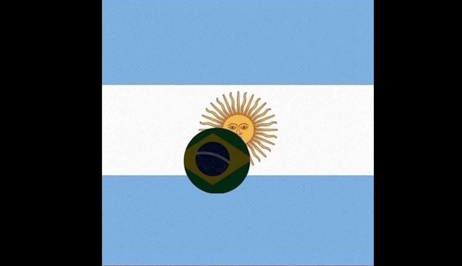 Los memes más divertidos que dejó la victoria de Brasil sobre Argentina por Copa América
