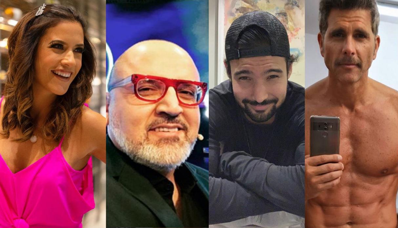 FaceApp: María Pía Copello, Beto Ortiz, Christian Meier y otros artistas se sumaron a la nueva tendencia