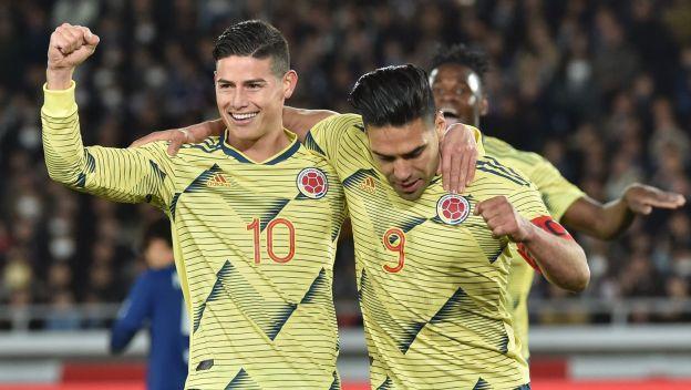 Colombia cayó 2-1 ante Corea del Sur en amistoso por fecha FIFA en Seúl