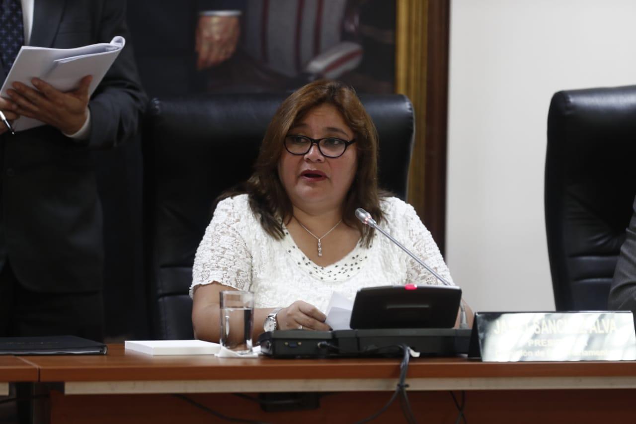 Comisión de Ética evaluará denuncia de Paloma Noceda el 2 de enero