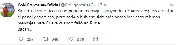 (Twitter Coki Gonzales)