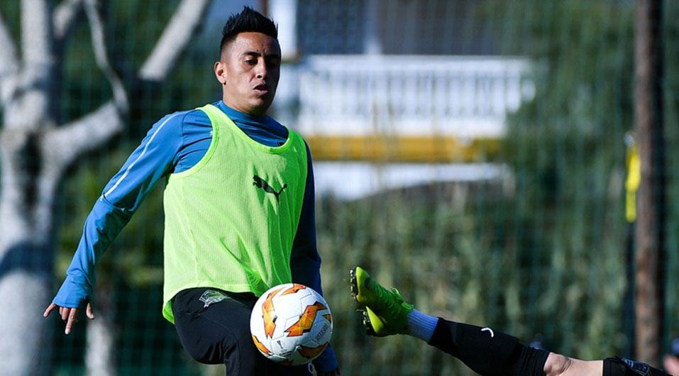 Christian Cueva a Independiente: Krasnodar prestaría al peruano por dos años