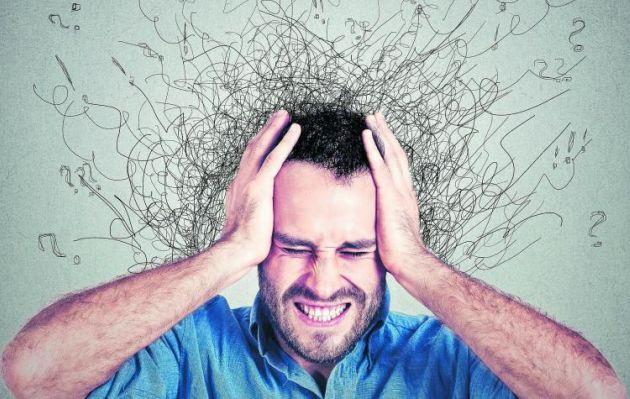 Lo que pasa con tu cuerpo cuando sufres de ansiedad