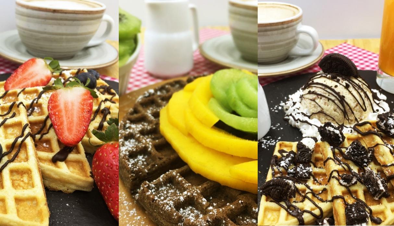 Waffles: Tres deliciosas formas de prepararlos (Receta)